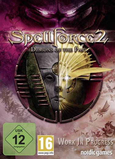 PC SpellForce 2 - Demons of the Past (Addon)