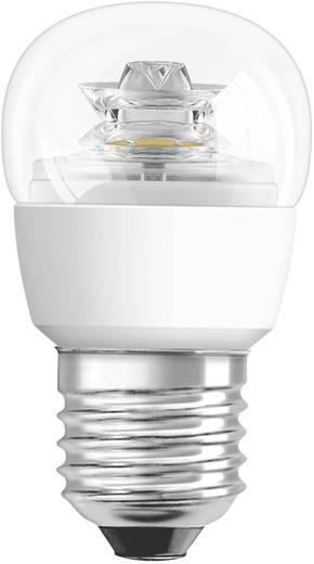 LED E27 Tropfenform 3.8 W = 25 W Warmweiß (Ø x L) 44 mm x 77 mm EEK: A+ OSRAM dimmbar 1 St.