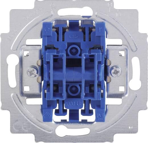 Busch-Jaeger Einsatz Jalousie-Schalter Duro 2000 SI Linear, Duro 2000 SI, Reflex SI Linear, Reflex SI, Solo, Alpha Nea, Alpha exclusiv, Future Linear, Impuls, Pur Edelstahl, Carat, Axcent 2000/4 US