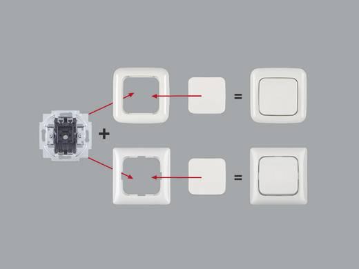 Busch-Jaeger Einsatz Wechselschalter Duro 2000 SI Linear, Duro 2000 SI, Reflex SI Linear, Reflex SI, Solo, Alpha Nea,