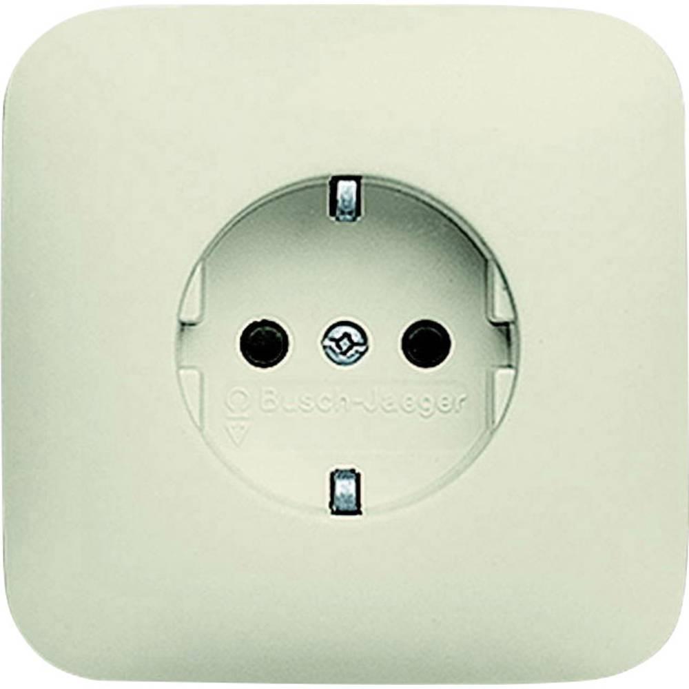 prise de courant de contact de protection 1 emplacement blanche me sur le site internet conrad. Black Bedroom Furniture Sets. Home Design Ideas
