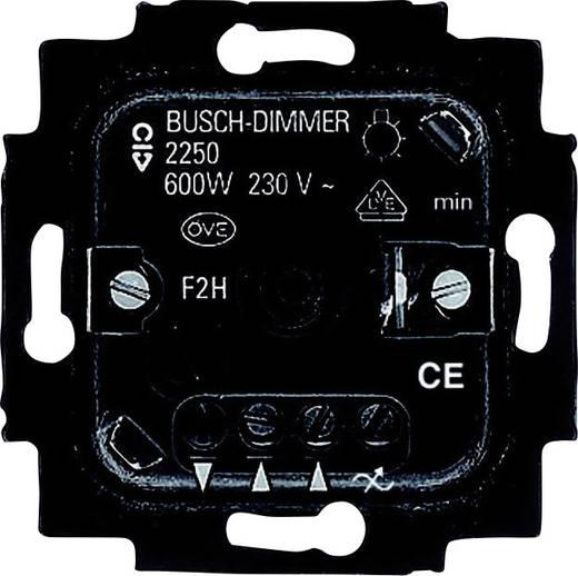 Busch-Jaeger Einsatz Dimmer Duro 2000 SI, Duro 2000 SI Linear Creme-Weiß
