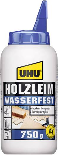 UHU Wasserfest Holzleim 48520 750 g