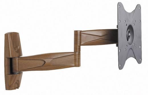 """TV-Wandhalterung 58,4 cm (23"""") - 106,7 cm (42"""") Neigbar+Schwenkbar SpeaKa Professional Eiche"""