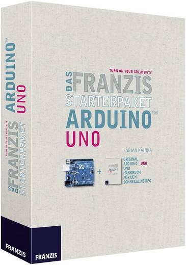 Franzis Verlag Starter-Kit Starterpaket Arduino Uno 65203 ATMega328