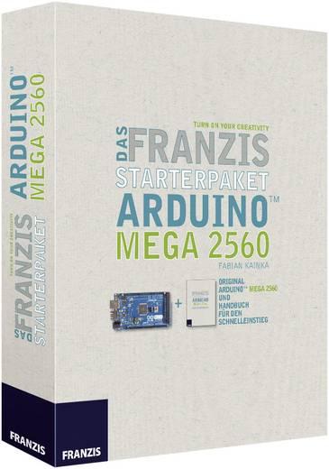 Franzis Verlag Starter-Kit Starterpaket Arduino Mega 2560 65204