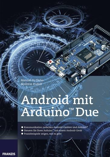 Franzis Verlag Buch Android mit Arduino Due 60205