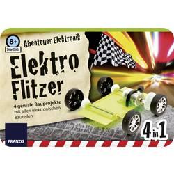 Stavebnica Franzis Verlag SmartKids Abenteuer Elektronik Elektro Flitzer 65216, od 8 rokov