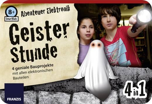 Bausatz Franzis Verlag SmartKids Abenteuer Elektronik Geister Stunde 978-3-645-65214-8 ab 8 Jahre