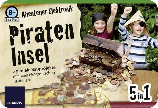 Bausatz Franzis Verlag SmartKids Abenteuer Elektronik Piraten Insel 978-3-645-65215-5 ab 8 Jahre