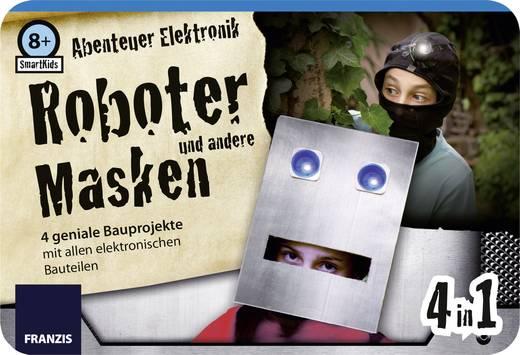 Bausatz Franzis Verlag SmartKids Abenteuer Elektronik Roboter und andere Masken 978-3-645-65213-1 ab 8 Jahre