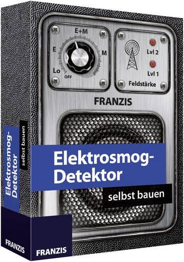 Lernpaket Franzis Verlag Elektrosmog-Detektor selbst bauen 978-3-645-65208-7 ab 14 Jahre