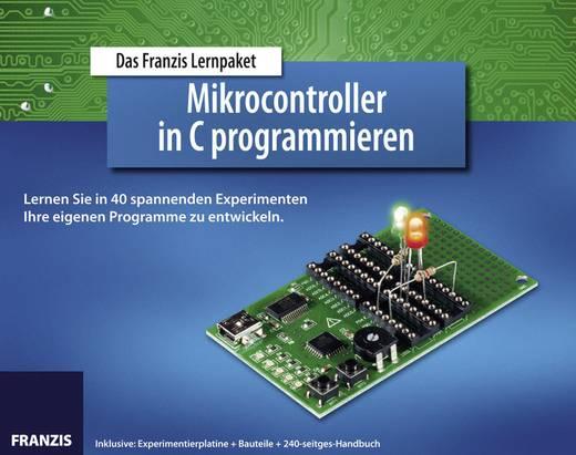 Lernpaket Franzis Verlag Mikrocontroller in C programmieren 978-3-645-65068-7 ab 14 Jahre