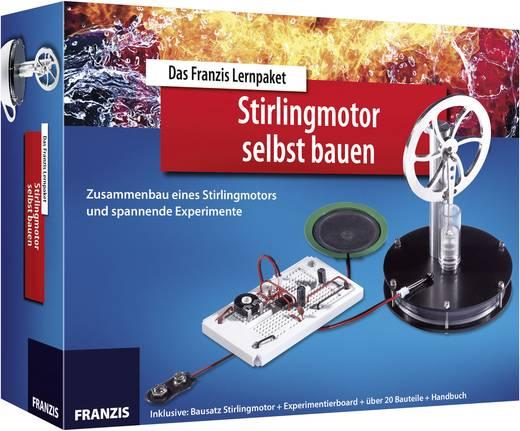 Lernpaket Stirlingmotor selbst bauen