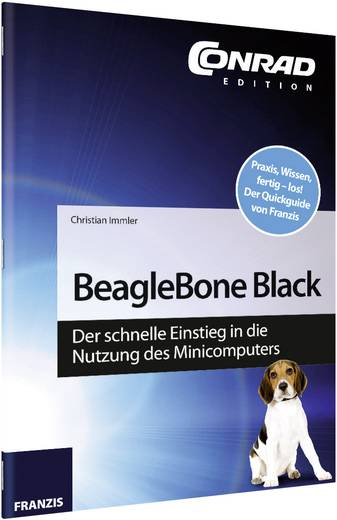 Conrad Components Buch BeagleBone Black Booklet