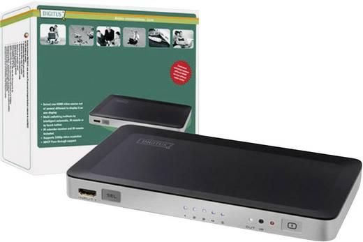 Digitus HDMI Video Switch 5 Eingänge - 1 Ausgang