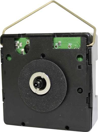 Funk Uhrwerk Drehrichtung=rechts 640046 Zeigerwellen-Länge=11.3 mm