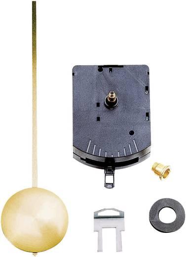 Quarz Pendeluhrwerk Drehrichtung=rechts 903909C Zeigerwellen-Länge=17.2 mm