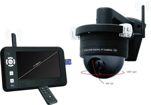 dome kamera mit 17 78 cm 7 monitor kaufen. Black Bedroom Furniture Sets. Home Design Ideas
