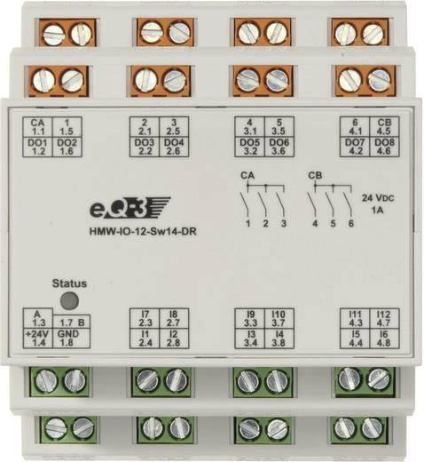 HomeMatic RS485 I/O Modul HMW-IO-12-Sw14-DR 92011 Hutschiene 24 W