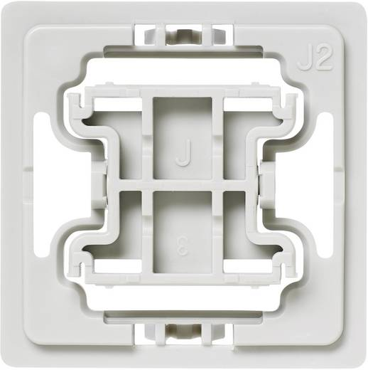 HomeMatic Adapter-Set 103478 Passend für (Schalterprogramm-Marke): JUNG Unterputz 3er Pack