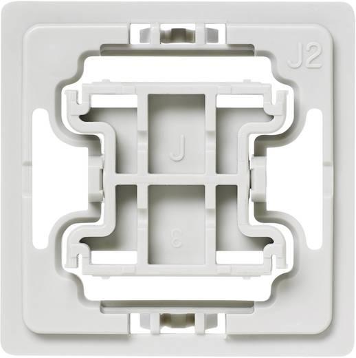 HomeMatic Adapter-Set 103478 Passend für (Schalterprogramm-Marke) JUNG Unterputz