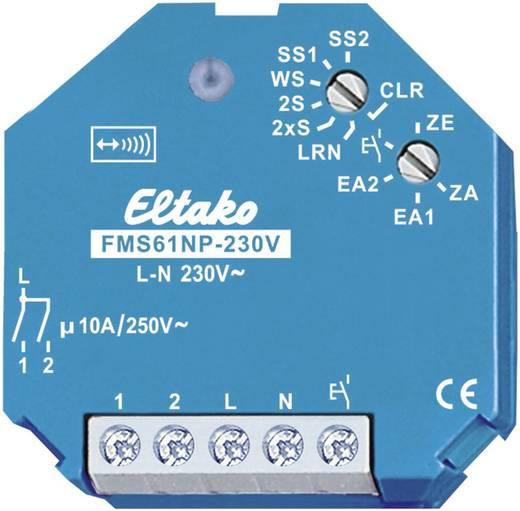 Eltako Funk-Schalter FMS61NP-230V Stromstoß-Schalter 1-Kanal Unterputz Schaltleistung (max.) 2000 W Reichweite max. (im