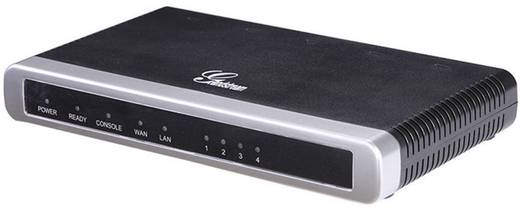 Grandstream GXW4004 FXS Gateway (Analoges 4 FXS IP Gateway)