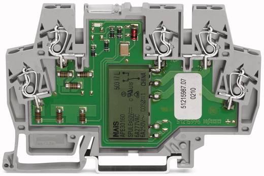 Relaisklemme 1 St. WAGO 859-360 Nennspannung: 115 V/AC Schaltstrom (max.): 50 mA 1 Wechsler