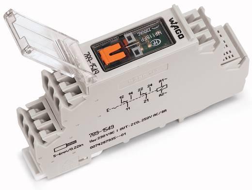 Industrierelais 1 St. WAGO 789-1544 Nennspannung: 230 V/AC Schaltstrom (max.): 12 A 1 Wechsler