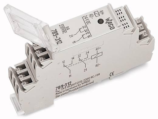 Industrierelais 1 St. WAGO 789-313 Nennspannung: 48 V/DC Schaltstrom (max.): 8 A 2 Wechsler