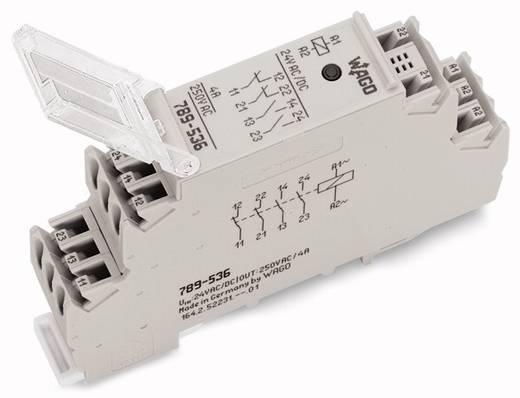Industrierelais 1 St. WAGO 789-551 Nennspannung: 12 V/DC, 12 V/AC Schaltstrom (max.): 4 A 4 Schließer