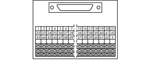 Übergabebaustein 289-710 WAGO Inhalt: 1 St.