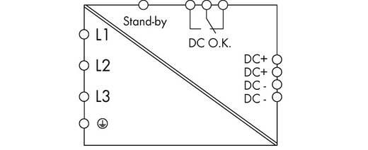 Hutschienen-Netzteil (DIN-Rail) WAGO 787-844/000-002 24 V/DC 40 A 960 W