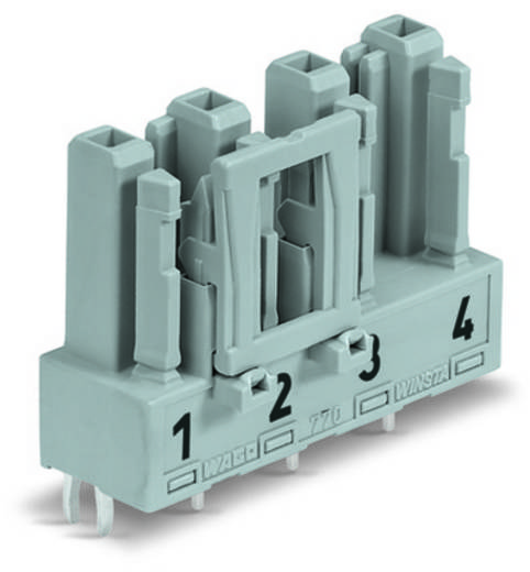 Netz-Steckverbinder Serie (Netzsteckverbinder) WINSTA MIDI Buchse, Einbau vertikal Gesamtpolzahl: 4 25 A Pink WAGO 50