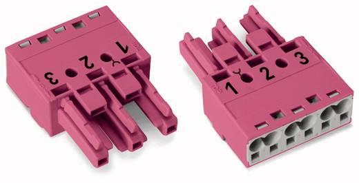 Netz-Steckverbinder Serie (Netzsteckverbinder) WINSTA MIDI Buchse, gerade Gesamtpolzahl: 3 25 A Pink WAGO 770-283 100 S