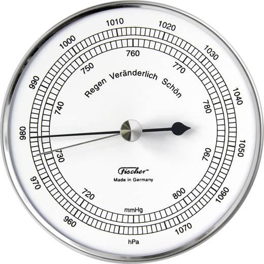 Wand Barometer 528201 Edelstahl