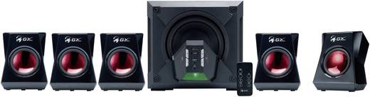 5.1 PC-Lautsprecher Kabelgebunden Genius SW-G 5.1 3500 80 W Schwarz