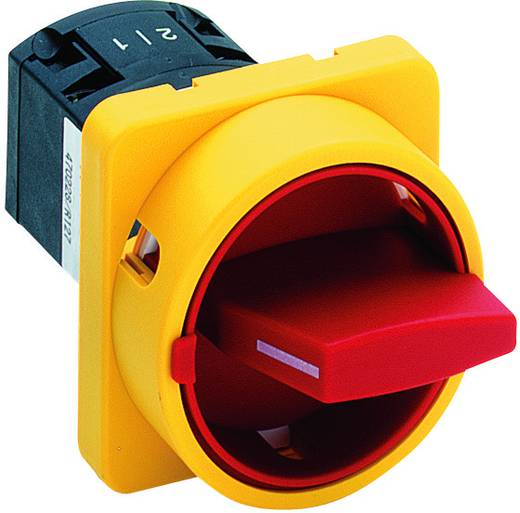 Nockenschalter 10 A 1 x 90 ° Gelb, Rot Sälzer P110-61191-033M4 1 St.