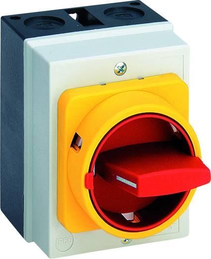 Nockenschalter 20 A 1 x 90 ° Gelb, Rot Sälzer M220-61199-077M4 1 St.