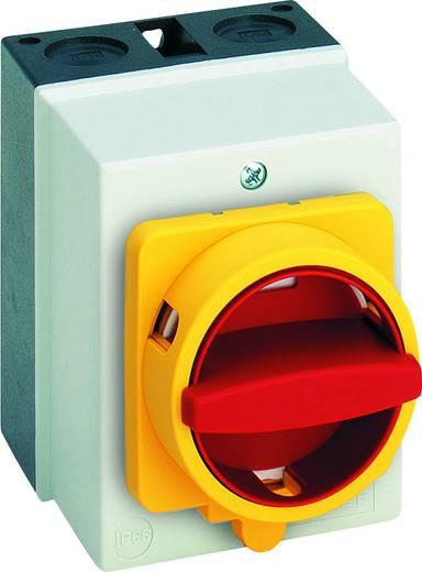 Nockenschalter 20 A 1 x 90 ° Gelb, Rot Sälzer M220-61199-077N4 1 St.