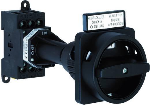 Lasttrennschalter 40 A 1 x 90 ° Schwarz Sälzer H233-41300-281N1 1 St.