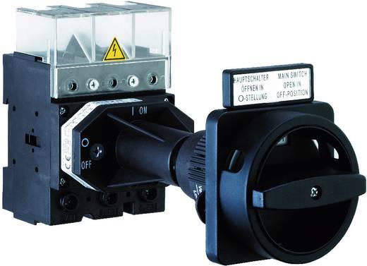 Lasttrennschalter 80 A 1 x 90 ° Schwarz Sälzer H408-41300-281N1 1 St.