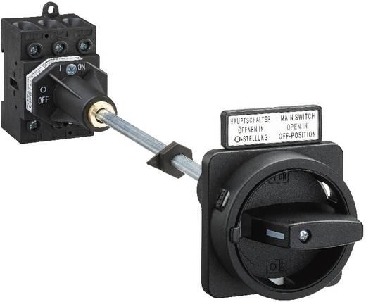 Lasttrennschalter 63 A 1 x 90 ° Schwarz Sälzer B263-41300-281M1 1 St.