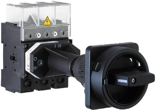 Lasttrennschalter 100 A 1 x 90 ° Schwarz Sälzer H410-41300-281M1 1 St.