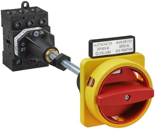 Lasttrennschalter 63 A 1 x 90 ° Gelb, Rot Sälzer B263-41300-281N4 1 St.
