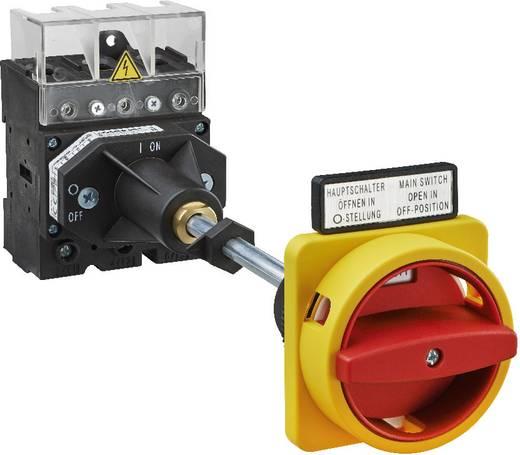 Lasttrennschalter 100 A 1 x 90 ° Gelb, Rot Sälzer H410-41300-281N4 1 St.