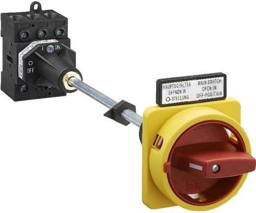 Lasttrennschalter 63 A 1 x 90 ° Gelb, Rot Sälzer B263-41300-281M4 1 St.