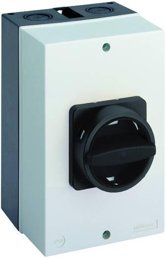 Lasttrennschalter 63 A 1 x 90 ° Schwarz Sälzer B263-41300-710N1 1 St.