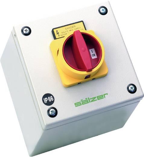 Lasttrennschalter 20 A 1 x 90 ° Gelb, Rot Sälzer H216-41300-087N4 1 St.